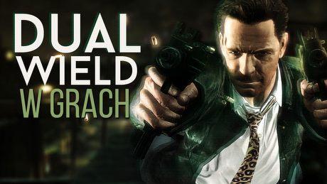 Dual wielding broni palnej w grach wideo