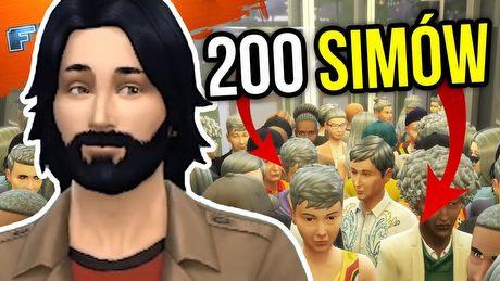 Kiedy zamkniesz 200 simów w jednym domu. FLESZ – 21 lutego 2020