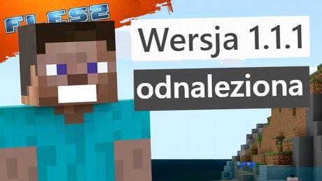Jak odnaleziono zaginioną wersję Minecrafta. FLESZ – 29 czerwca 2021