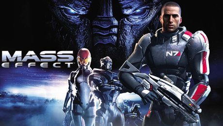 Zima z Padem - Mass Effect
