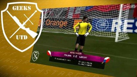 GeeksUtd: FIFA 12 - Polska vs. Czechy