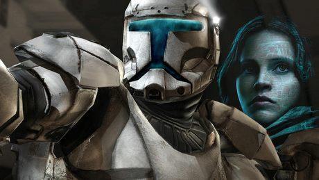 Mroczne Star Wars przed Łotrem - gramy w Republic Commando