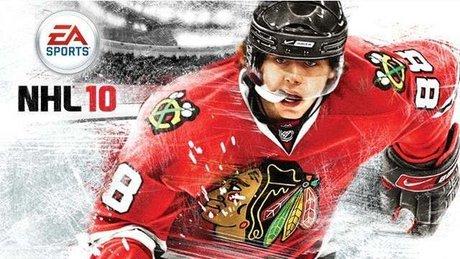 Gramy w NHL 11