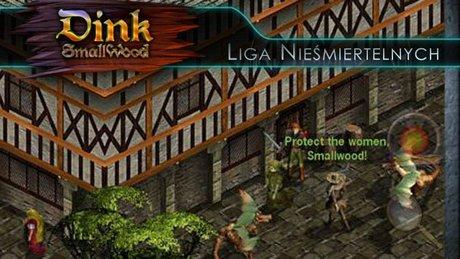 Liga Nieśmiertelnych: Dink Smallwood [prima aprilis]