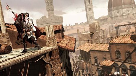 Gramy w Assassin's Creed II - Florencja