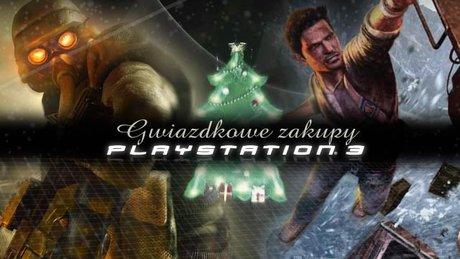 Gwiazdkowe Zakupy - Playstation 3