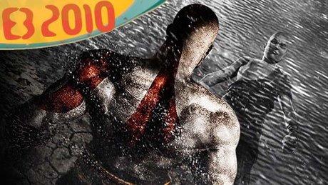 Gramy w God of War na E3!