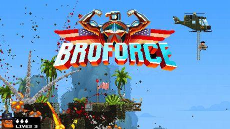 Broforce - Jak skutecznie szerzyć demokrację?