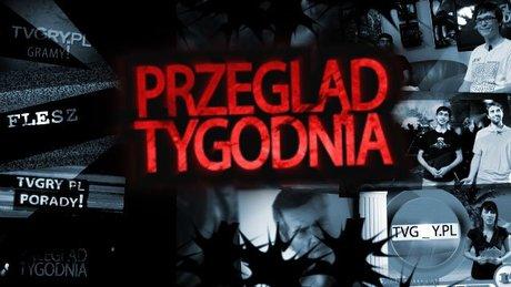 Przegląd tygodnia - startujemy z tvgry.pl!