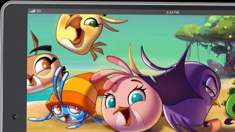 FLESZmob – 12 września 2014 – Angry Birds Stella czyli ptaki bardziej urocze niż kiedykolwiek