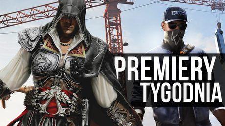 Premiera Watch Dogs 2 i powrót Ezio – PREMIERY TYGODNIA