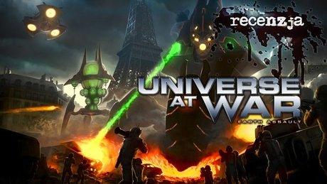 Recenzja Universe at War: Earth Assault