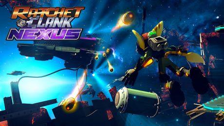 Ratchet & Clank: Nexus w 5 sekund