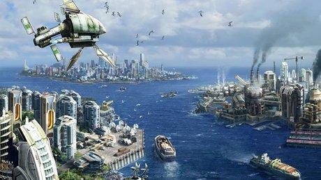 Gramy w Anno 2070