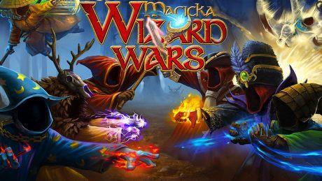 Gramy w Magicka: Wizard Wars
