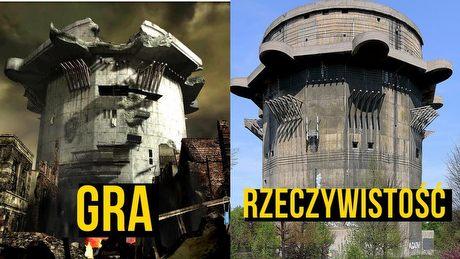 Niesamowite lokacje z gier, które istnieją naprawdę