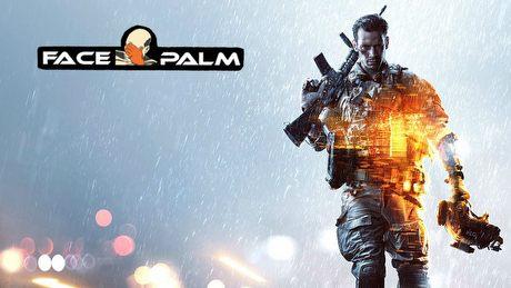 Facepalm - Battlefield 4 wśród absurdów i ciekawostek