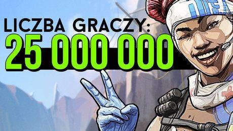 Jak w tydzień zdobyć 25 milionów graczy