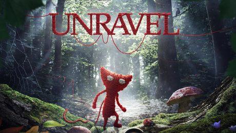 Ta dziwna, mała gra, którą wydało EA. Gramy w Unravel!