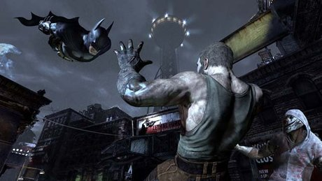 Arkham City na PC w max detalach