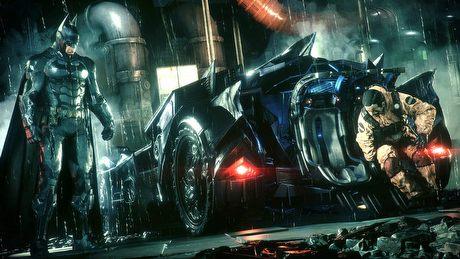 Morderstwo w Gotham - zadania dodatkowe w grze Batman: Arkham Knight