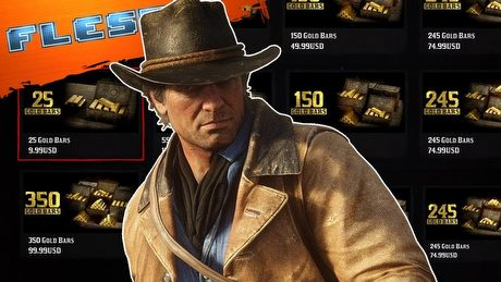 Ile zapłacimy za sztabkę złota z Red Dead Online? FLESZ – 17 grudnia 2018