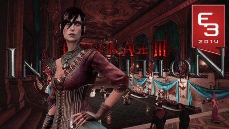 E3 2014 - Dobraliśmy się do Dragon Age Inquisition