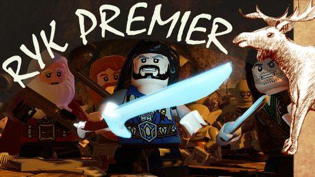 FLESZ: Ryk Premier – 7 kwietnia 2014 – LEGO Hobbit i inne premiery