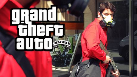 Facepalm - Grand Theft Auto Madryt