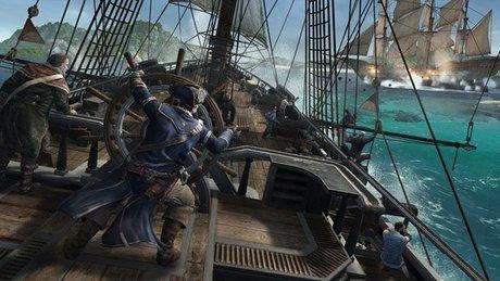 Assassin's Creed III - morskie opowieści!