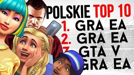 Jakie gry naprawdę kupują Polacy