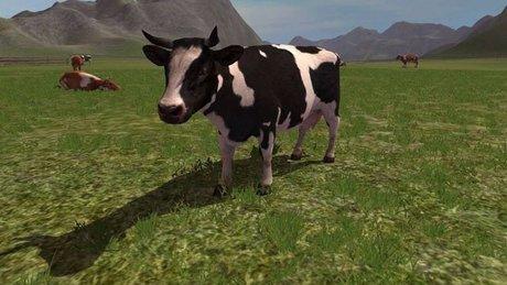 Gramy w Symulator Farmy 2011