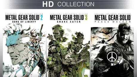 Gramy w Metal Gear Solid HD Collection