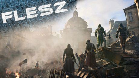 FLESZ – 15 lipca 2014 – dwa nowe zwiastuny z Assassin's Creed Unity