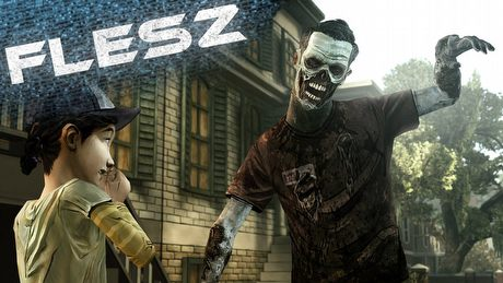 FLESZ - 28 lutego 2014 - gotowi na The Walking Dead?
