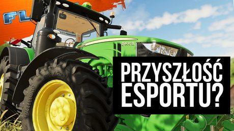 Esport na traktorach? FLESZ – 24 stycznia 2019