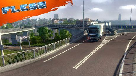 Wycieczka do Skandynawii – już wkrótce w Euro Truck Simulator 2. FLESZ – 7 kwietnia 2015