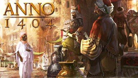Gramy w Anno 1404