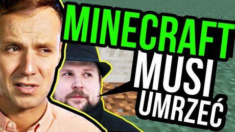 Jak Mojang szykował się na śmierć Minecrafta