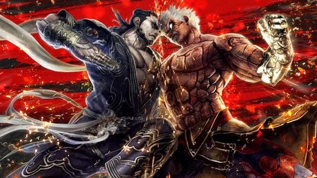 Gramy w Asura's Wrath