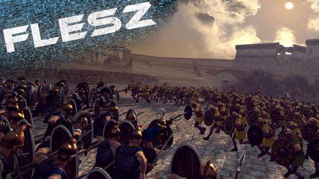 FLESZ – 14 marca 2014 – Total War: Rome 2 dostanie nowe DLC