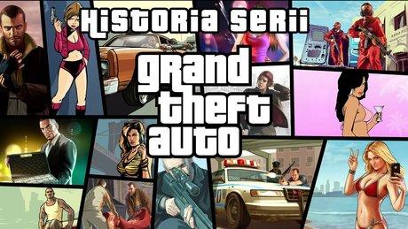 Historia serii GTA, czyli o tym jak gangsterzy opanowali nasz świat