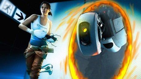 Portal 2 - początek rozgrywki