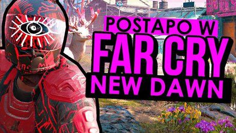 Jak wygląda postapo w Far Cry New Dawn? Pierwszy gameplay