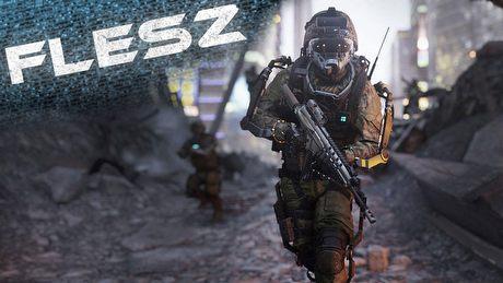 FLESZ – 30 lipca 2014 – czym zaskoczy nas edycja kolekcjonerska Call of Duty: Advanced Warfare?
