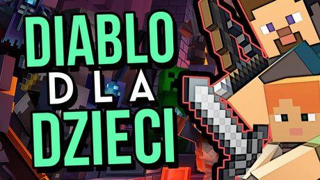 Jak Minecraft stał się Diablo - test Minecraft Dungeons