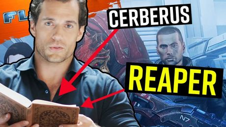 Henry Cavill + Mass Effect? FLESZ – 25 lutego 2021