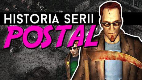 Gra, która podpuściła hejterów - historia serii Postal