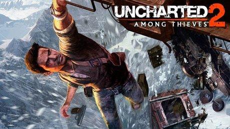 Gramy w Uncharted 2 PL - początek gry