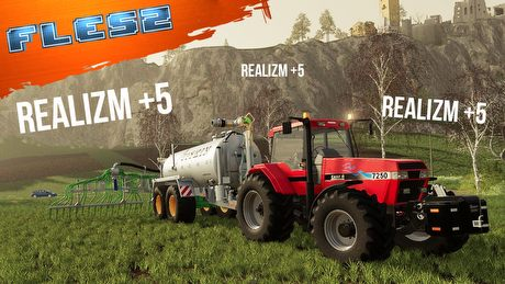 Jak podkręcić realizm w Farming Simulator. FLESZ – 24 lipca 2019